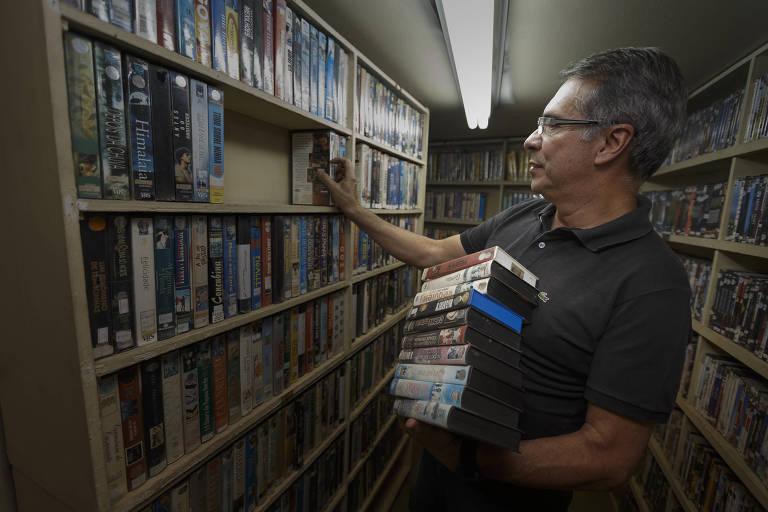 Videolocadoras buscam novos serviços pela sobrevivência