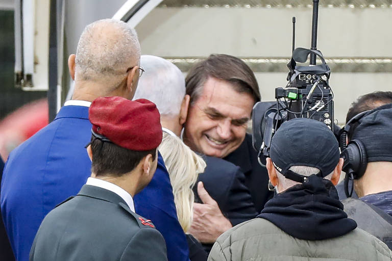Bolsonaro visita Israel