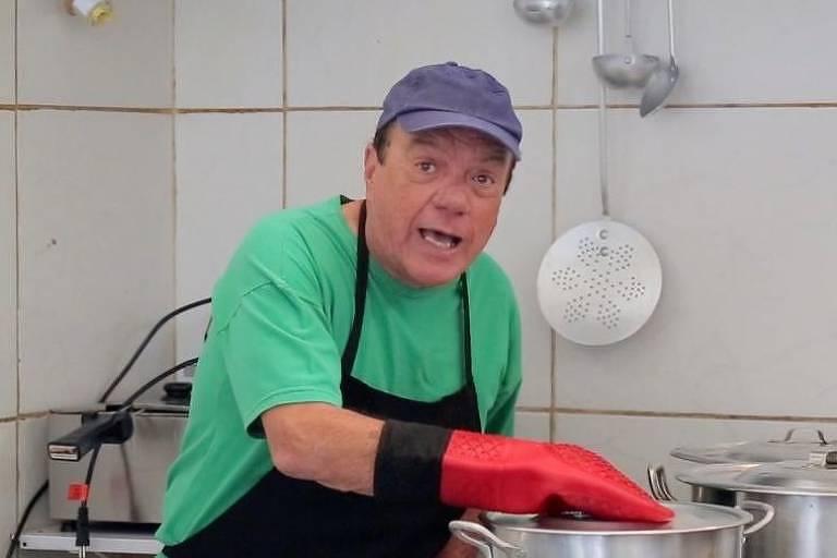 Marquinhos, responsável por pegadinhas do João Kléber Show