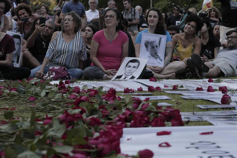 Protestos contra o golpe de 64 pelo Brasil