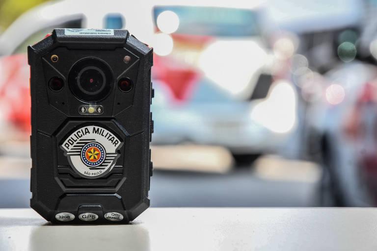 Polícia de SP usará câmera no uniforme para coibir violência