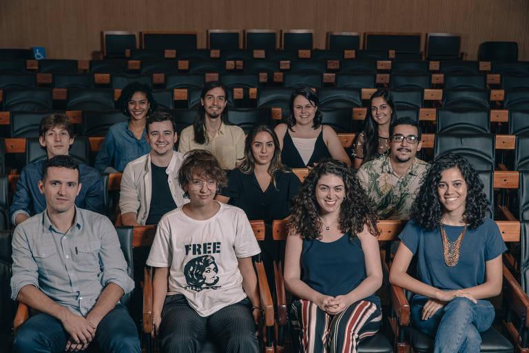 Conheça os trainees da 63ª turma de Jornalismo Diário da Folha