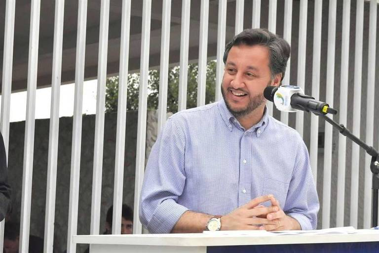 Secretário de Educação da cidade de SP, João Cury, que responde a ações por improbidade administrativa