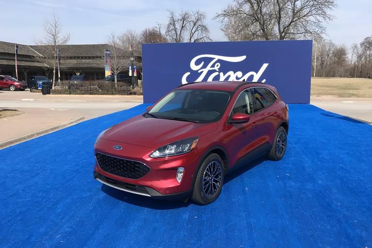Ford apresenta Escape 2020