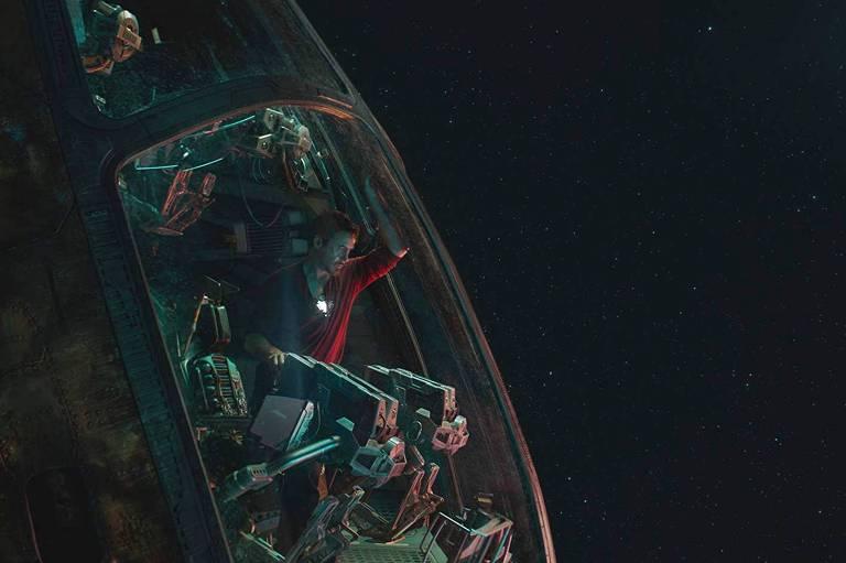 Cena de 'Vingadores: Ultimato'