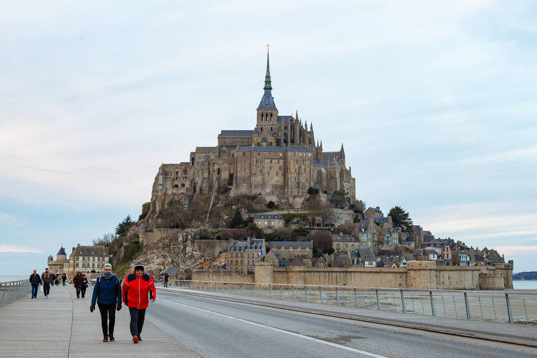 Conheça o Monte Saint-Michel