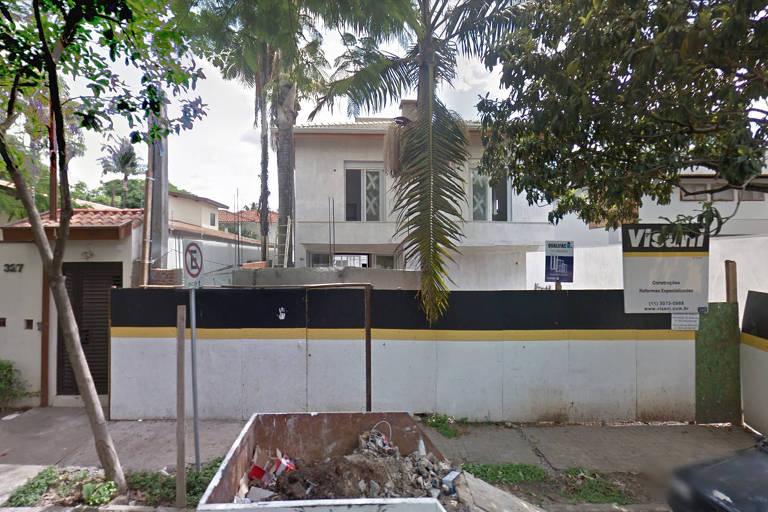 Casa de Maristela Temer