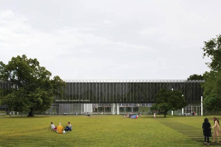 Alemanha expõe legado da Bauhaus