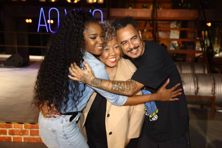 Iza recebe Alcione e Marcelo D2 na estreia da nova temporada de Musica Boa Ao Vivo