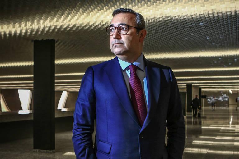 O advogado Marcelo Nobre, que faz críticas à Lava Jato e diz estar preocupado com o futuro do Brasil