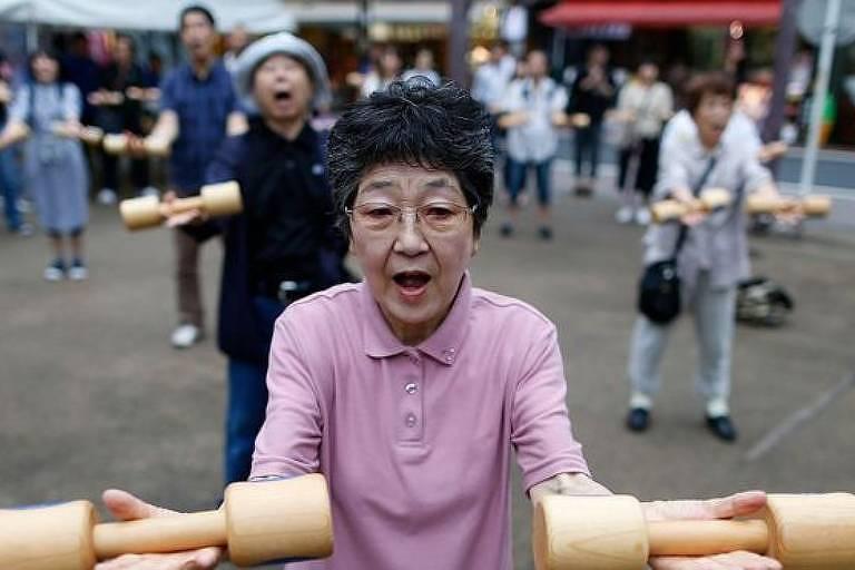 Pela 1ª vez, mundo tem 'mais avós do que netos'