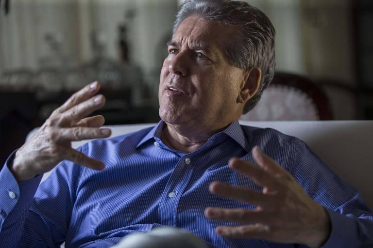 Antonio Roque Citadini, presidente do TCE (Tribunal de Contas do Estado) de São Paulo