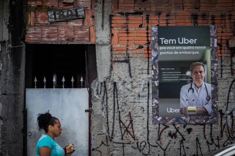 Uber em Heliópolis