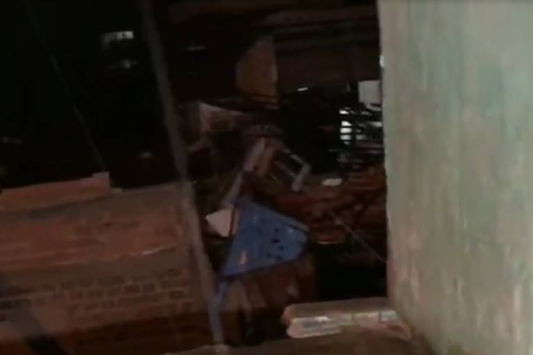 Com enxurrada, lagoa se rompe em Teresina e mata 2; há cerca de 40 feridos
