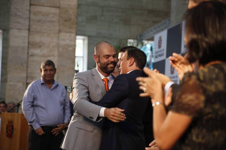 Um ano de Bruno Covas como prefeito
