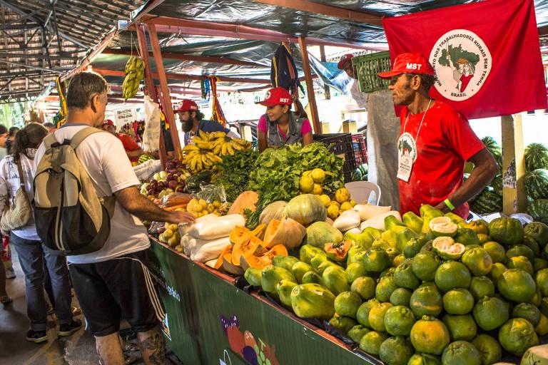 Gestão Doria veta parque, e MST adia feira de alimentos em SP