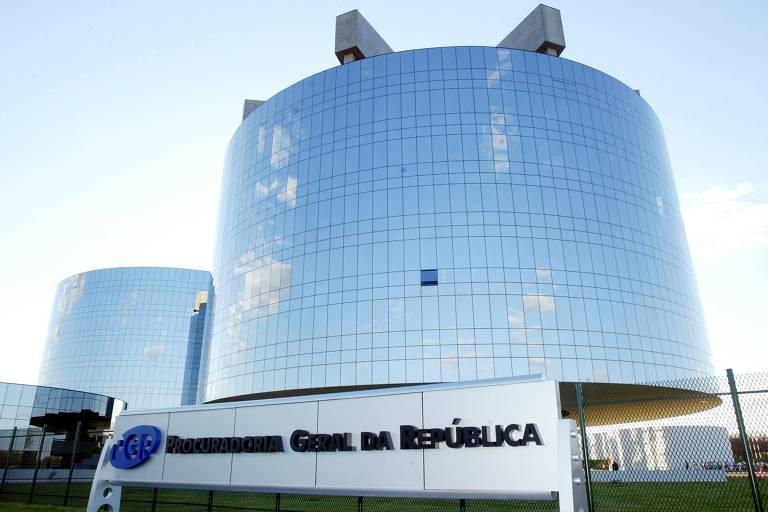 Edifício-sede da Procuradoria-Geral da República, em Brasília