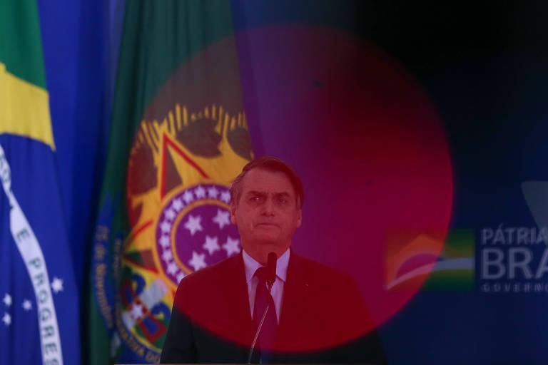 Largada difícil para Bolsonaro