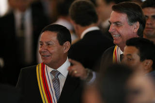 BOLSONARO / MOURAO / JUSTICA MILITAR / EXERCITO