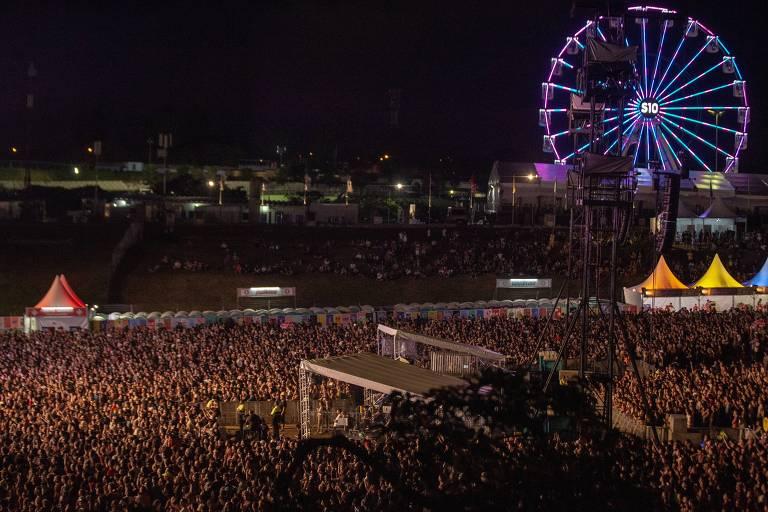 Lollapalooza 2019 - 3º dia