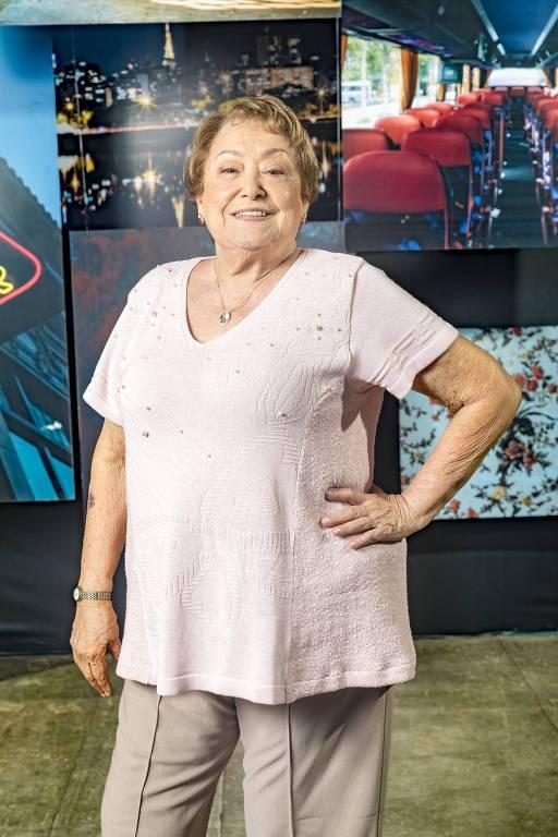 Suely Franco na novela A Dona do Pedaço
