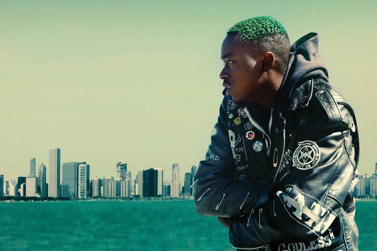 Cena do filme 'Native Son', de Rashid Johnson