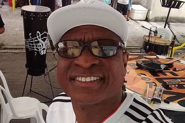 Evaldo Rosa dos Santos, músico morto em ação do Exército no Rio
