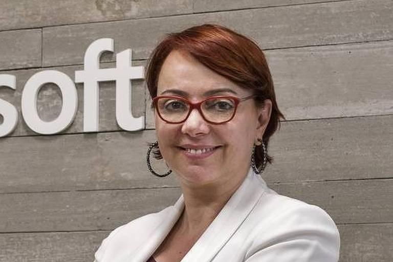 Não julgo humor de Bolsonaro, diz presidente da Microsoft Brasil