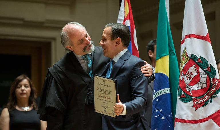 Governo de João Doria em São Paulo