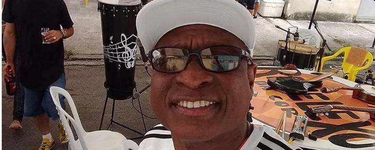 Evaldo Rosa dos Santos, musician killed by the army in Rio de Janeiro
