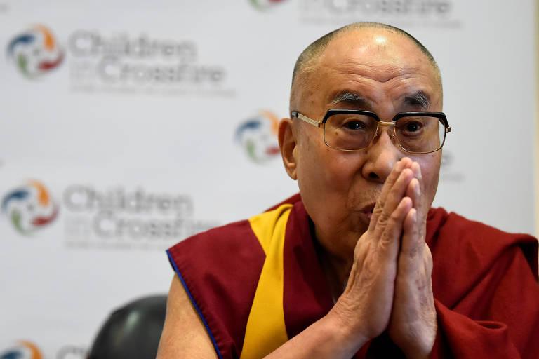Dalai-lama, 83, é hospitalizado na Índia com quadro infeccioso