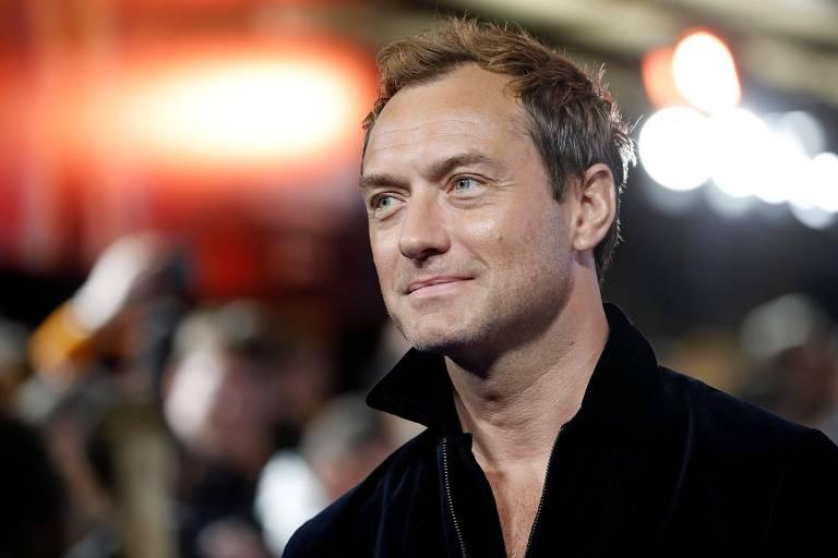 O ator Jude Law