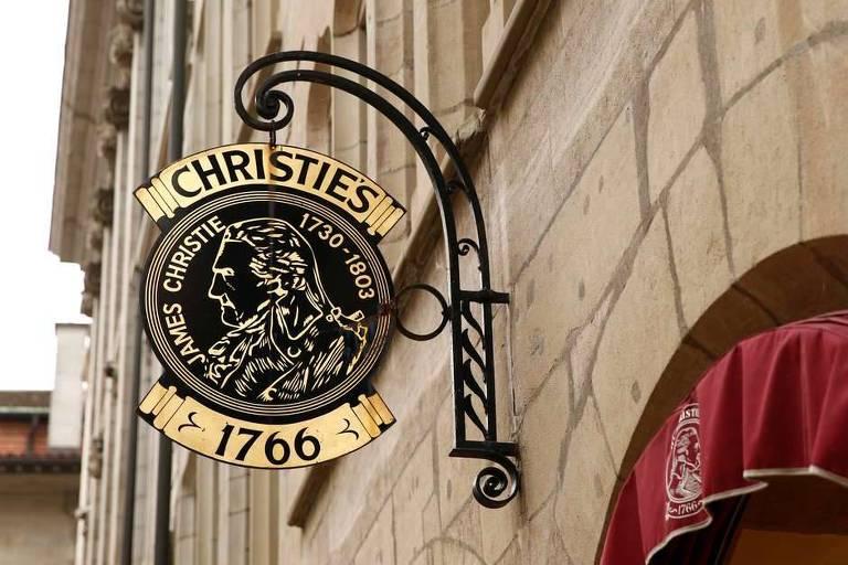 Sede da casa de leilões Christie's em Genebra, na Suíça
