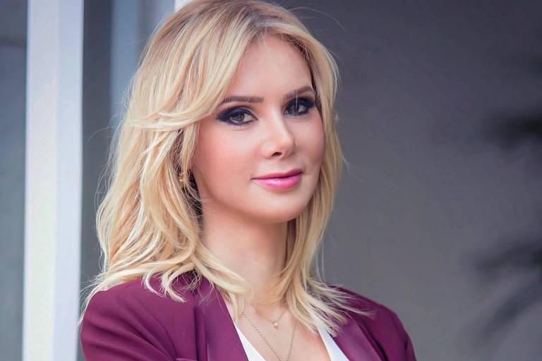 A diretora de Negócios da Apex, Letícia Catelani
