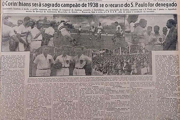 Reproducao da Folha da Manhã, 26 de abril de 1939
