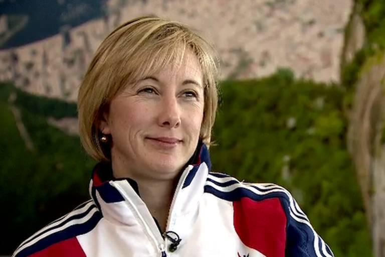 Chelsea Warr, diretora de performance da Agência de Esportes do Reino Unido