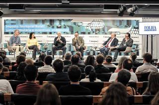 Seminário ITR: Justiça Tributária e Incentivos Ambientais, no auditório da Folha