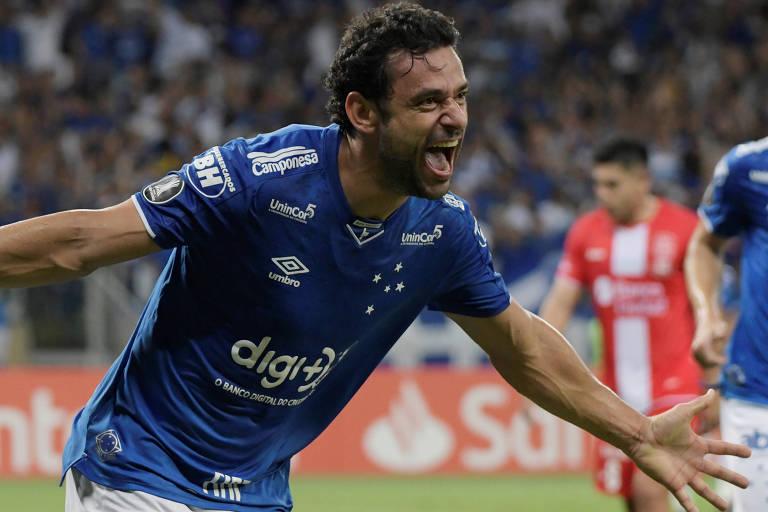 Fred é o destaque do Cruzeiro para a decisão contra o Atlético-MG