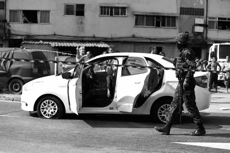 Militares acertaram 62 disparos no carro em que estava o músico Evaldo Rosa dos Santos