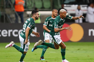 Copa Libertadores - Group Stage - Group F - Palmeiras v Junior