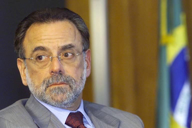 O embaixador aposentado José Maurício Bustani