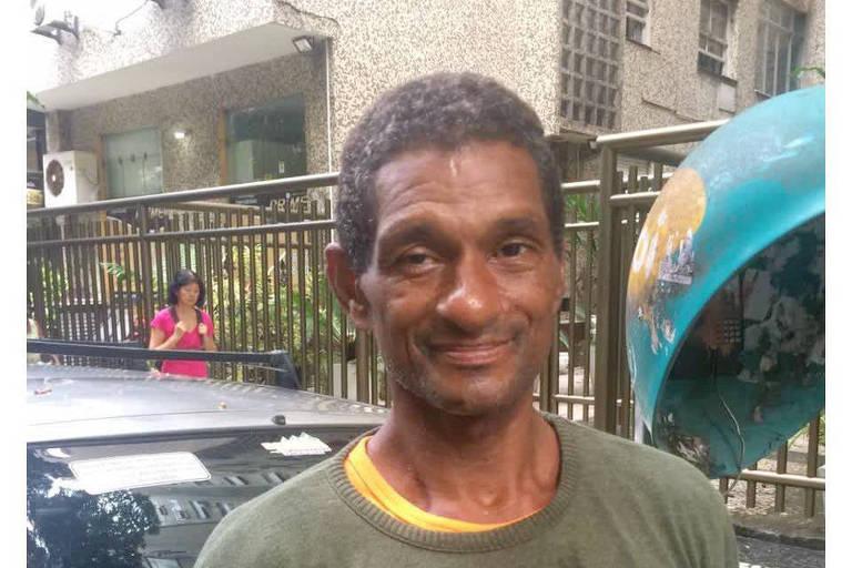 Varlei Rocha Alves, o Capoeira