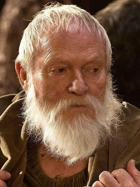 """Julian Glover como Pycelle em """"Game of Thrones"""""""