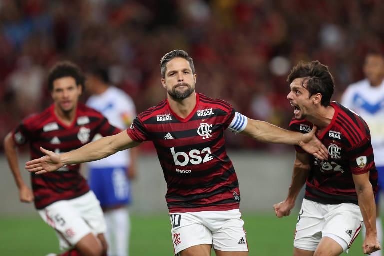 Campanha do Flamengo na Libertadores 2019