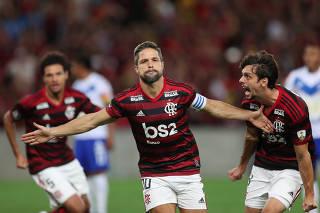 Soccer - Copa Libertadores - Group Stage - Group D - Flamengo v San Jose