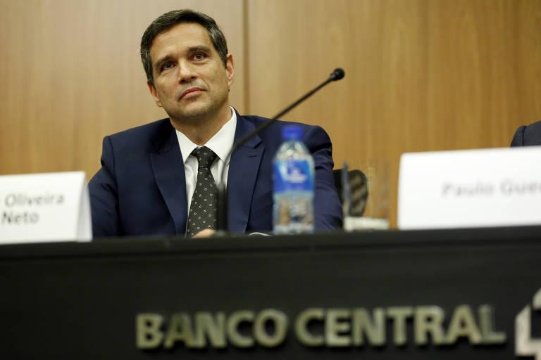 O presidente do Banco Central (BC), Roberto Campos Neto