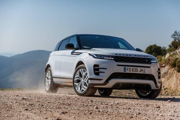 Land Rover apresenta nova geração do SUV Evoque