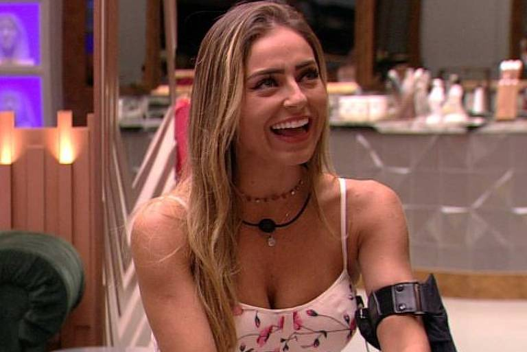 Alan e Paula disputaram a final do BBB 19
