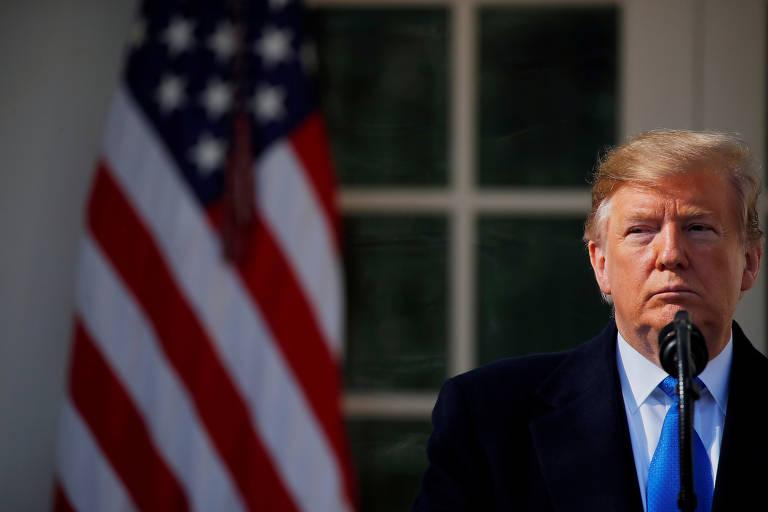 A disputa nas eleições presidenciais dos EUA de 2020