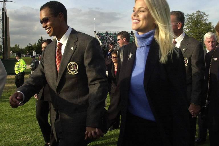 Trajetória de Tiger Woods